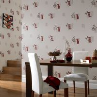 Graham and Brown Mellow Red 19960 Wallpaper